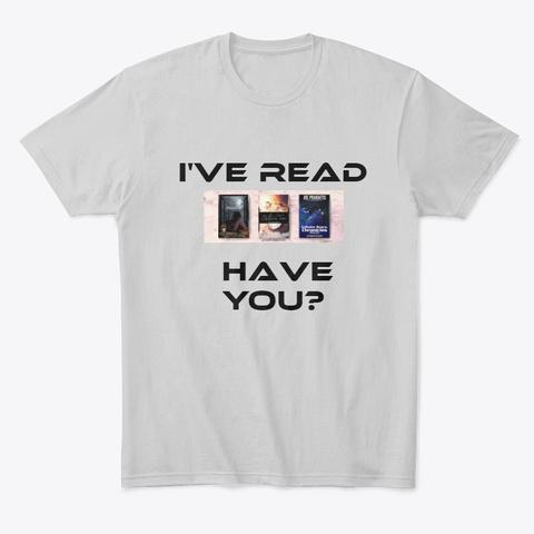 T Shirt Light Heather Grey  T-Shirt Front