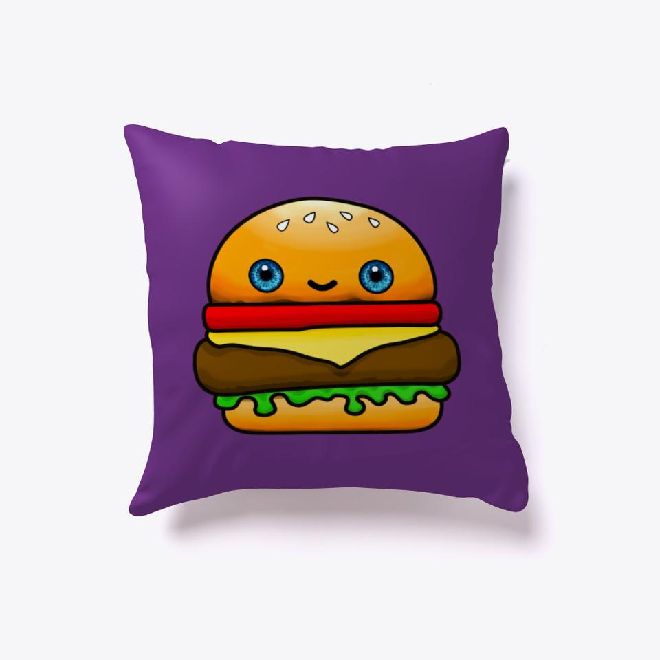 Hamburger Kawaii Products From Tuto Dessin Teespring