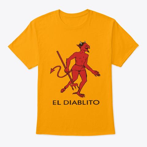 el diablito t shirt