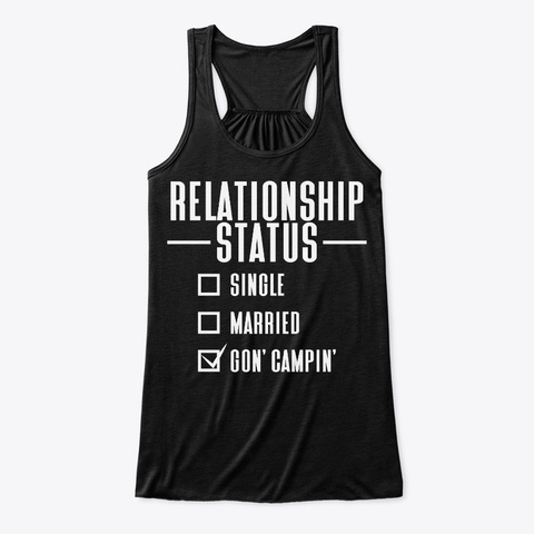 Funny Camping Relationship Status