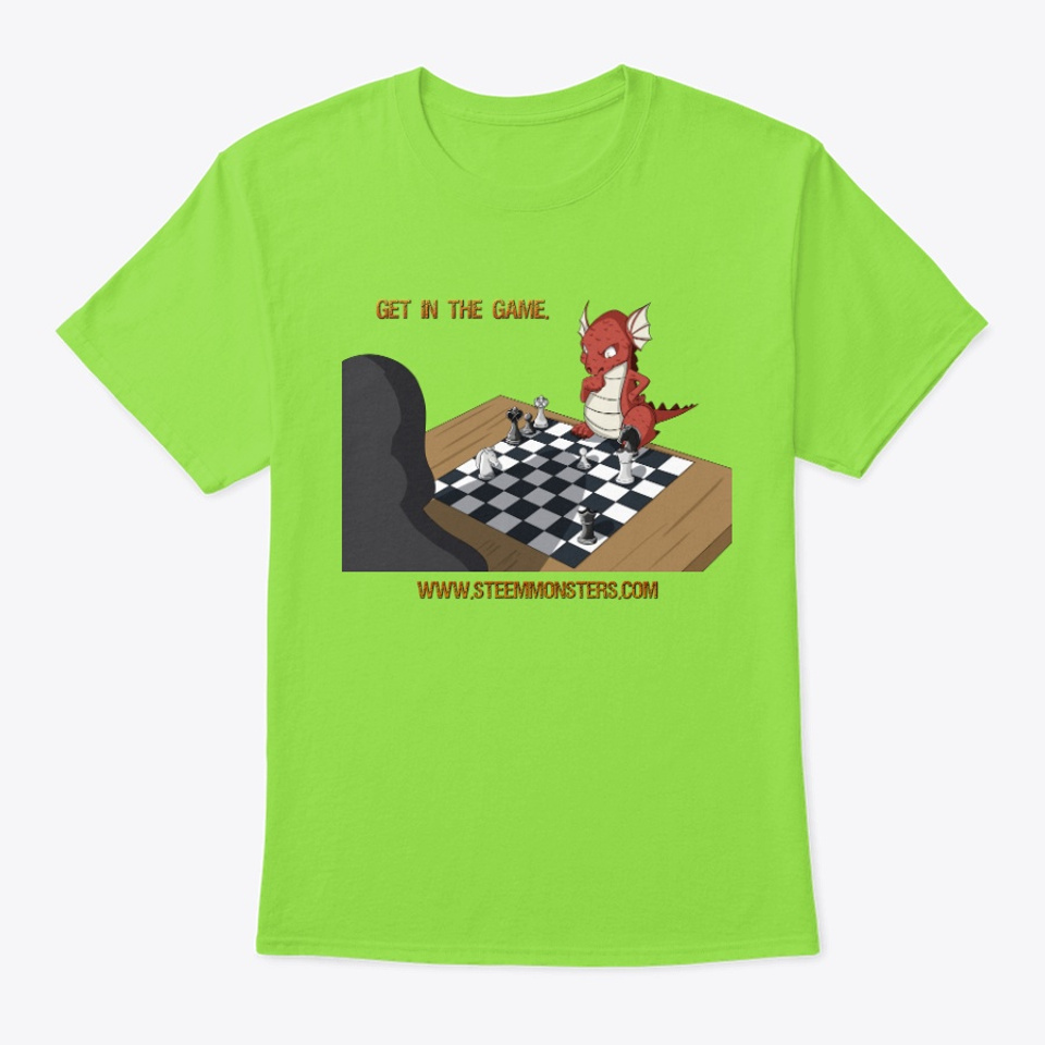 Dragon Chess Get In The Game Products From Steem Monsters Shop Teespring