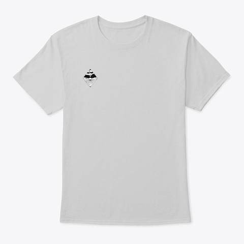 Sigil Shop Light Steel T-Shirt Front
