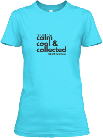 Calm Cool Collected School Counselor Products From Calm Cool