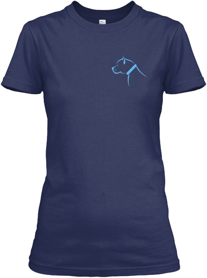 Patience...... Navy T-Shirt Front