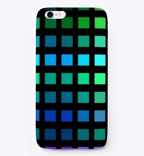 Iphone Cases Of Black Diamond Black T-Shirt Front