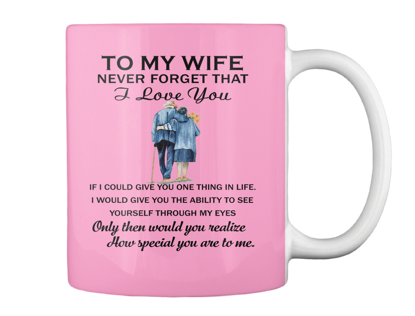 miniature 14 - To My Wife Birthday Never Forget That I Love You If Could Give Gift Coffee Mug