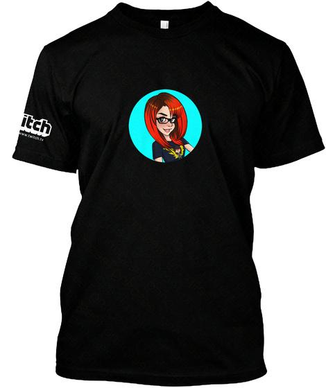 Suchikuchi T Shirt Black T-Shirt Front
