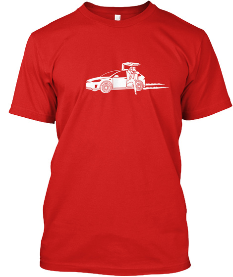 Na  Red T-Shirt Front