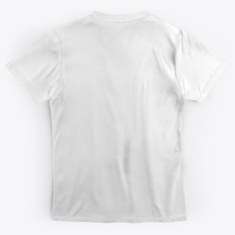 No Fuckboys  Standard T-Shirt Back