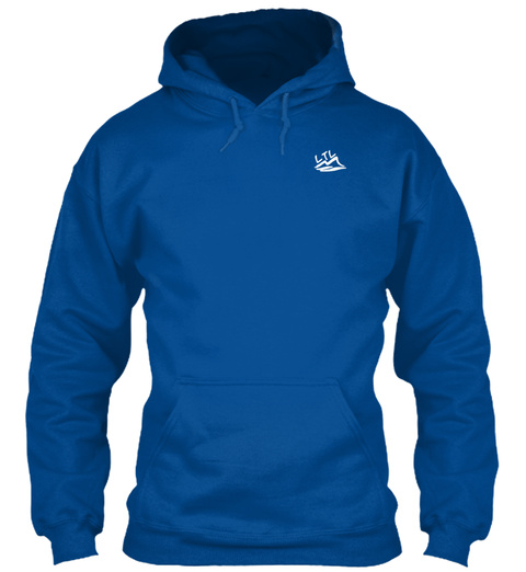 Ltl Royal Sweatshirt Front