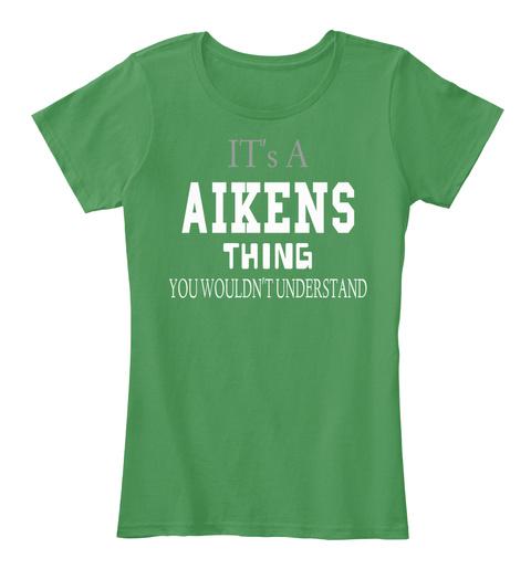 AIKENS Thing Shirt SweatShirt