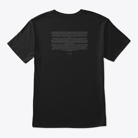 O.P.C. S2 Preview Special Black T-Shirt Back
