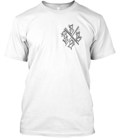 Rona Bat White T-Shirt Front