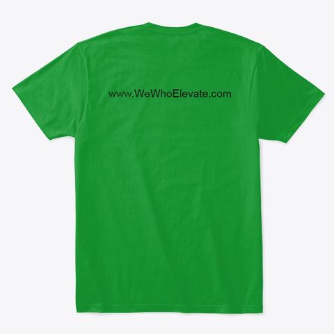 Tis Good Kelly Green T-Shirt Back