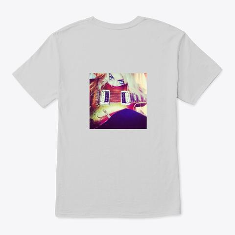 Music Maker's Dream Light Steel T-Shirt Back