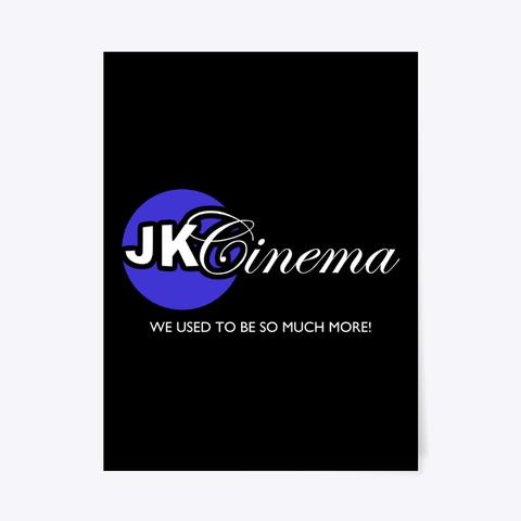 Jkc Poster Black T-Shirt Front