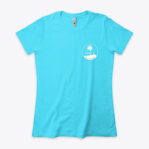 Doctor Zest Tahiti Blue  T-Shirt Front