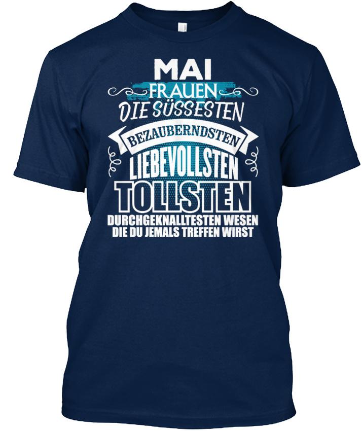 Mai-Frauen-Stylisches-T-Shirt-S-5XL