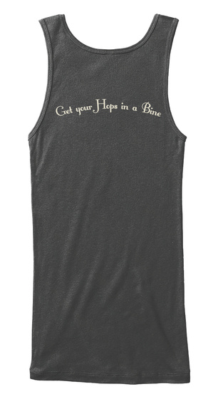 Get Your Hope In A Bine Black T-Shirt Back