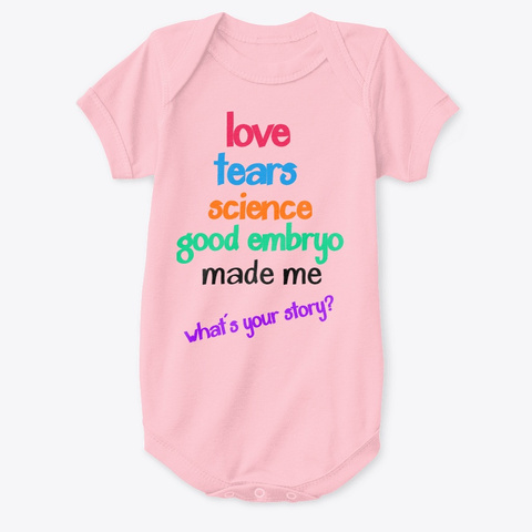 What's Your Story? Pink Camiseta Front