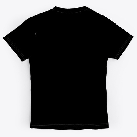 Father You Are A Winner My Example  Black T-Shirt Back