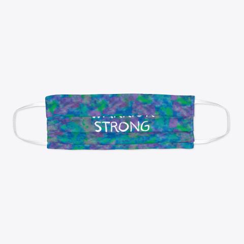 Warrior Strong Standard T-Shirt Flat