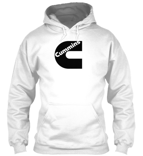 Holiday 8 March 38 White Sweatshirt Front