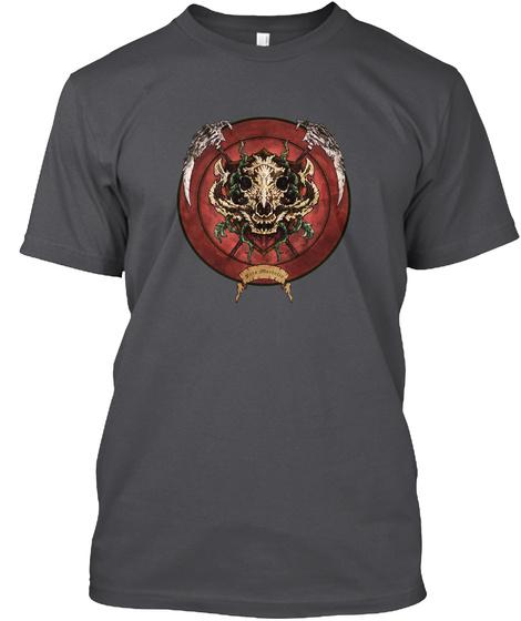Na  Charcoal T-Shirt Front