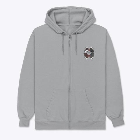Hcnr Winter/Spring 2020 21 Light Steel T-Shirt Front