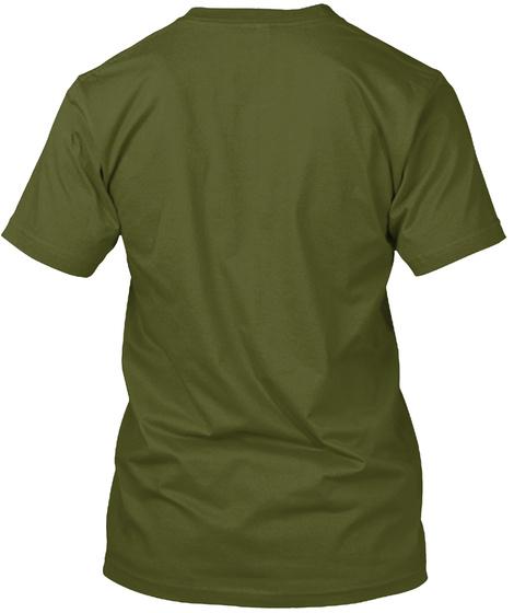 Sweetest Taboo Olive T-Shirt Back