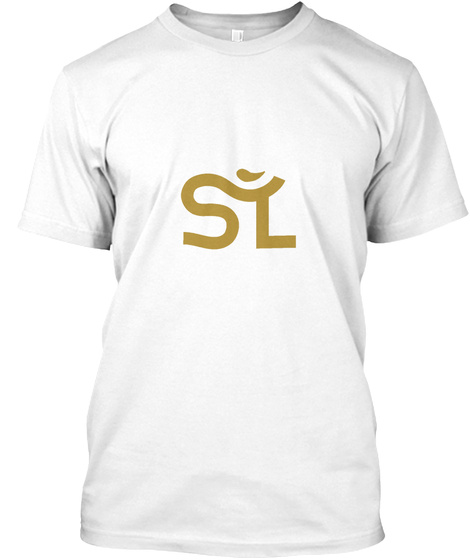 """Self Loyalty"" Limited Edition T Shirts White T-Shirt Front"