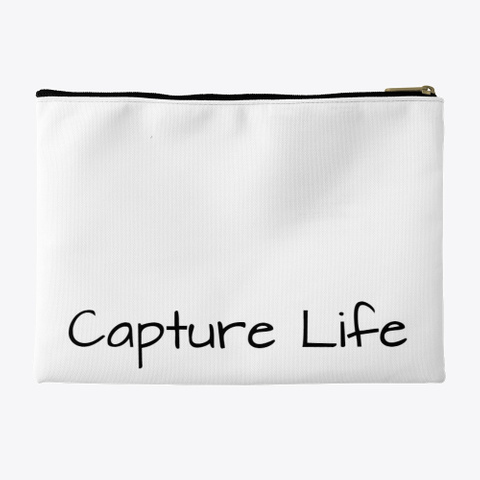 Ayp   Capture Life Standard T-Shirt Back