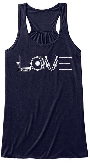 Love  Midnight T-Shirt Front