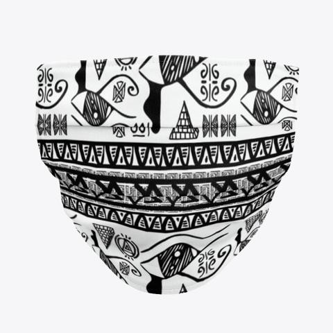 seamless egypt cloth face masks