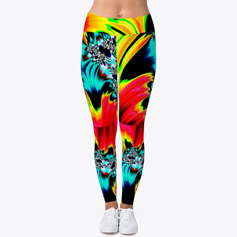 Magic Fire Leggins Ellesson Standard T-Shirt Front