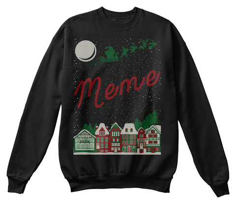 Ugly Christmas Sweater Meme.Meme Ugly Christmas Sweater