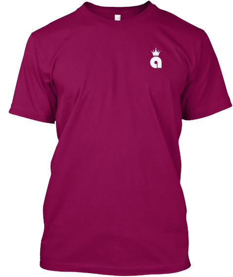 Alidra Fashion Cardinal T-Shirt Front