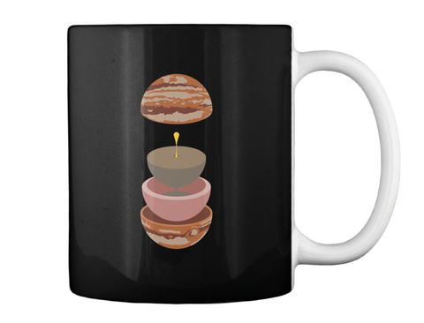 Layers Jupiter Mug V [Int] #Sfsf Black Mug Back