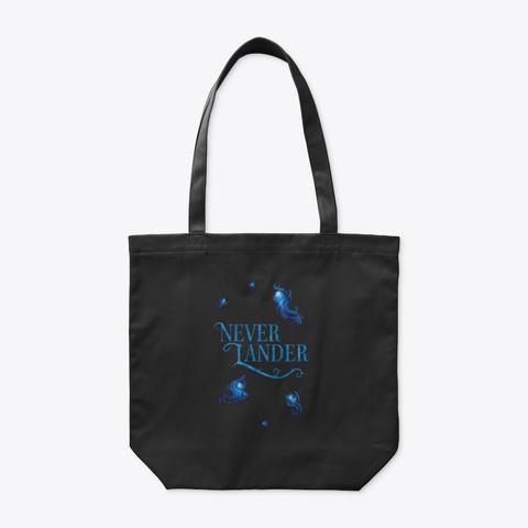 Whisps Tote Bag Black T-Shirt Front