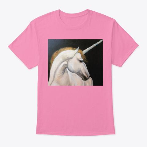 Unicorn Pink T-Shirt Front