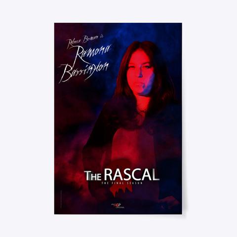 The Rascal: Season 2 (Rebecca Poster) Standard T-Shirt Front