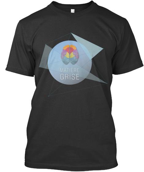 Le Sponsor Black T-Shirt Front