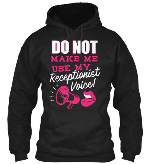 10. RECEPTIONIST VOICE Unisex Tshirt