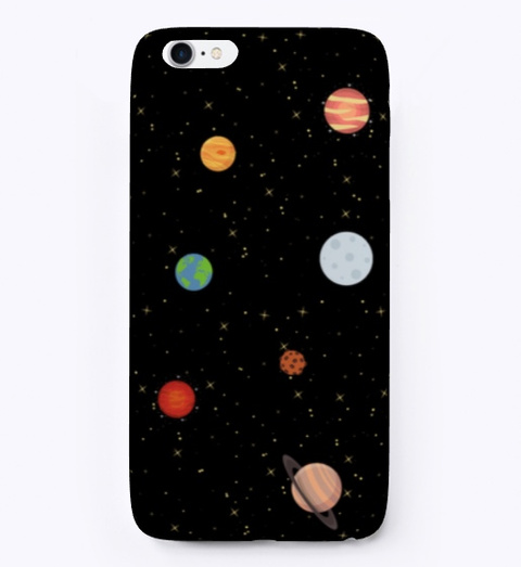 best sneakers 47e1f 9d688 planet iPhone case