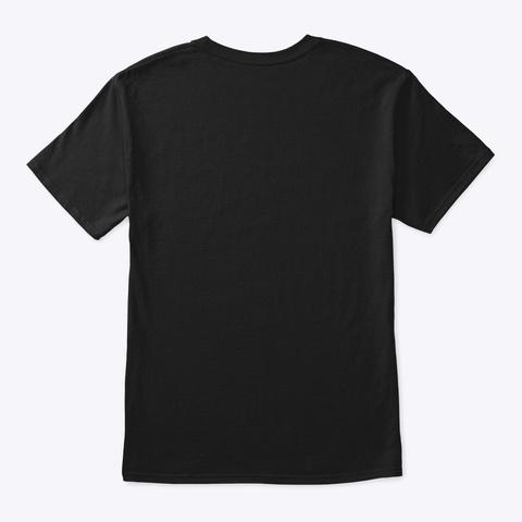 A Knight Of Feylore Black T-Shirt Back