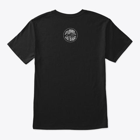 A Shirt Iz A Shirt Black T-Shirt Back