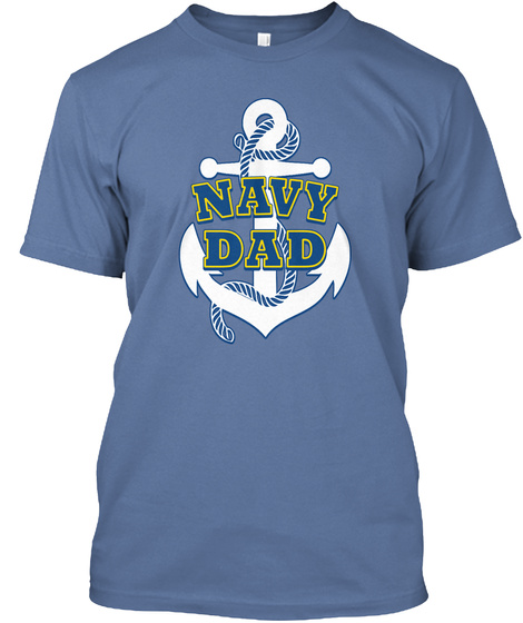 726fe39c4 Source · Navy Dad T Shirts White Anchor On Sale navy dad Products from Navy