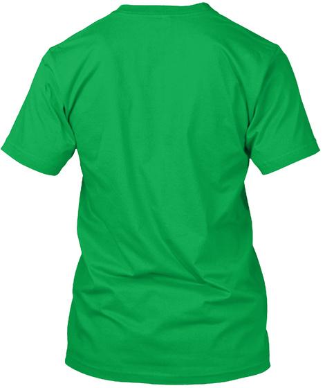 Suspicious T Shirt  Bright Green T-Shirt Back