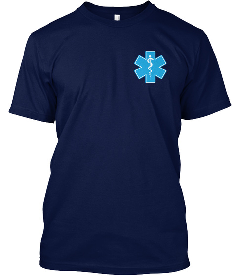 So Others May Live Navy T-Shirt Front