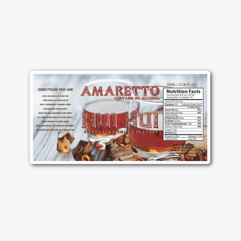 Amaretto Standard T-Shirt Front